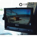 "Viewtech 7"" monitor in water tanker"
