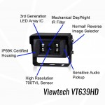 VT639HD features