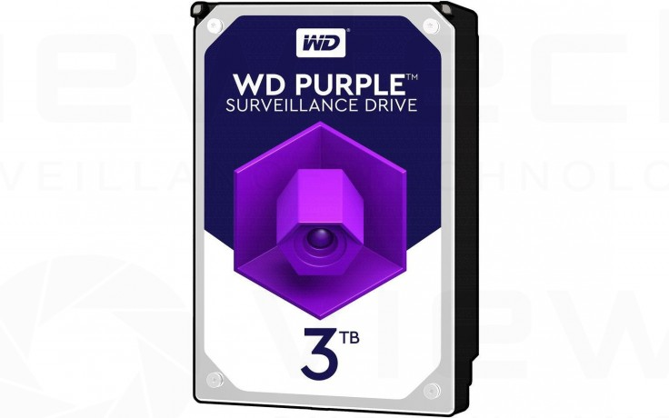 Western Digital 3TB Hard Drive