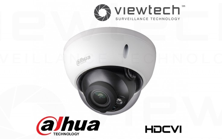 Dahua 4MP Motorized dome