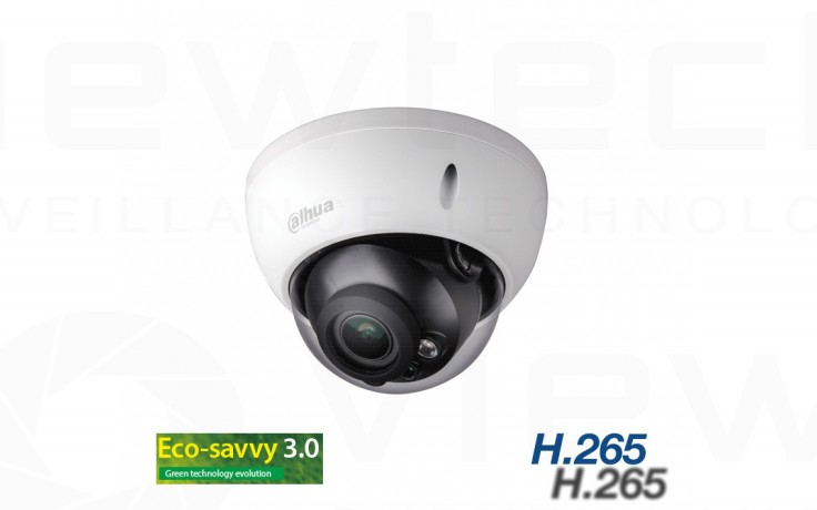 dahua 4mp dome h265