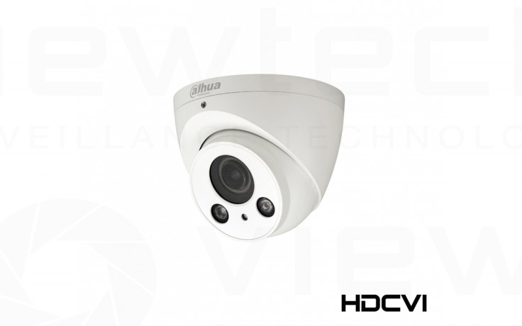 Dahua 2MP HD-CVI Motorised Turret Dome