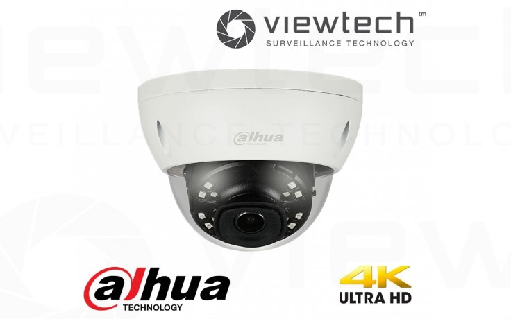 Dahua 8MP Dome