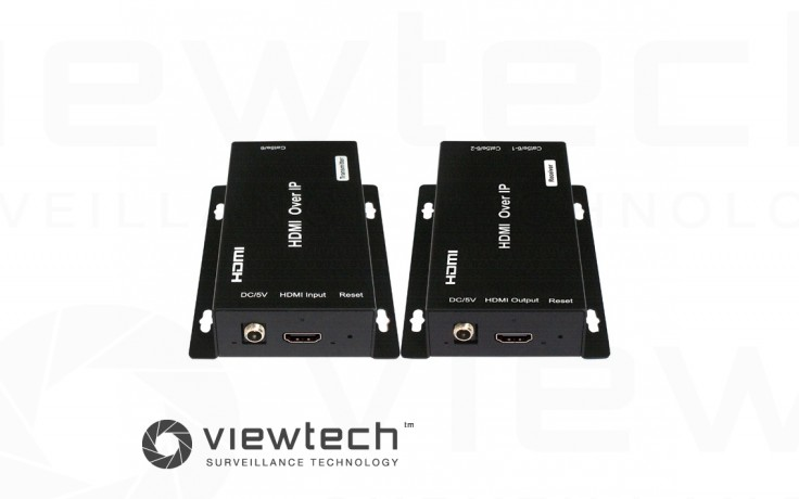 HDMI Extender Over IP 120M