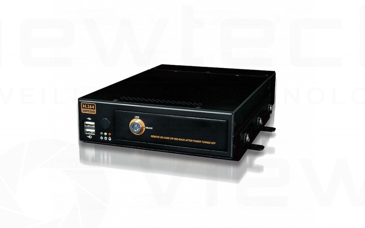 Miracleon 4CH Vehicle DVR (discontinued)