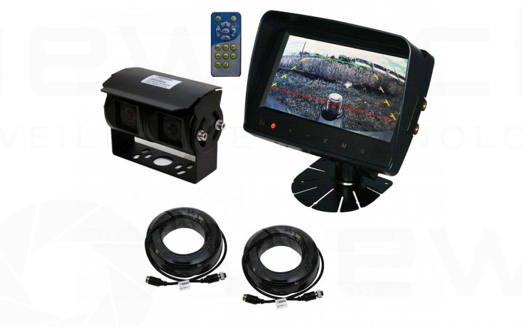 Viewech Dual Lens RV Camera System