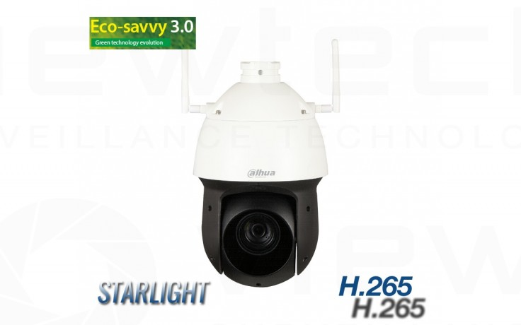 Dahua 2MP 25x Starlight PTZ Wi-Fi