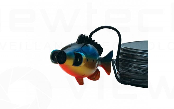Underwater Recreation & Fishing Camera
