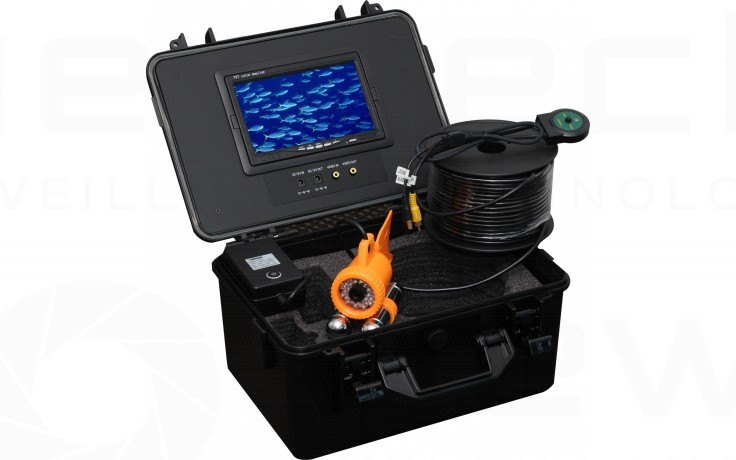 Portable Under Water Fishing & Inspection Kit