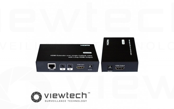 viewtech hdmi over cat5 cat6