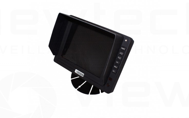 "Viewtech 5"" Digital LCD Heavy Duty Vehicle Monitor"