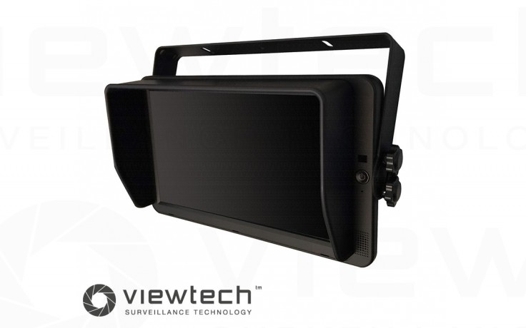 "Viewtech 10"" Heavy Duty 1080P Quad HDMI Monitor"