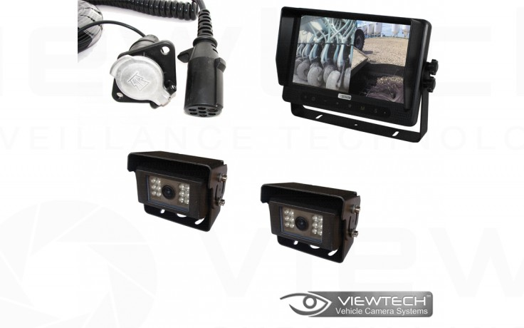 Viewtech Baler / Seeder Camera System