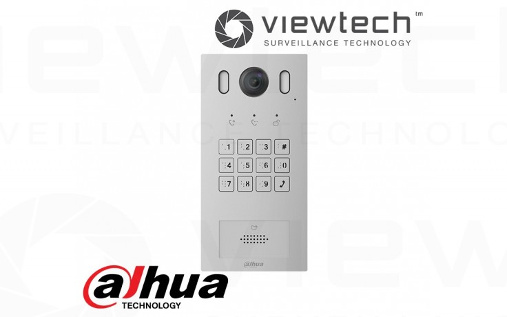 Dahua Outdoor Station Camera & Keypad