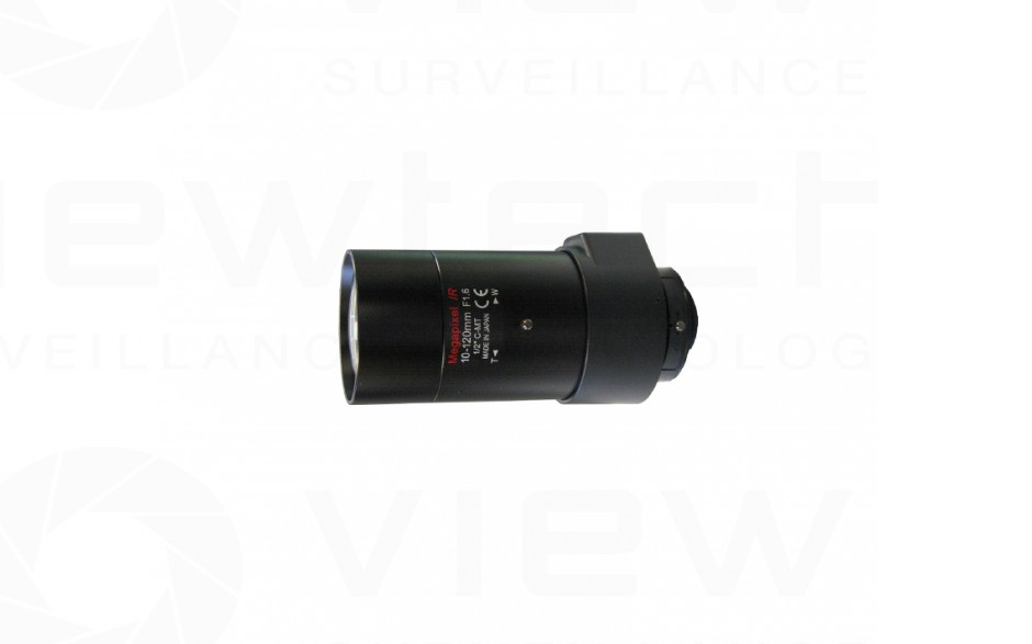 Raymax 10mm-120mm Varifocal Lens