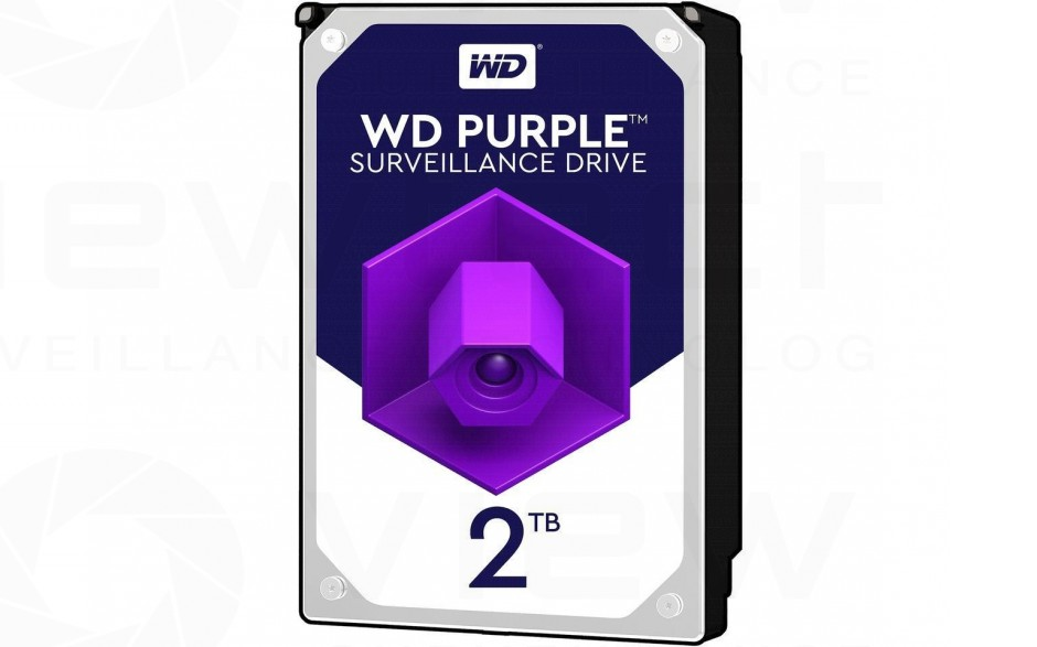 Western Digital 2TB Hard Drive