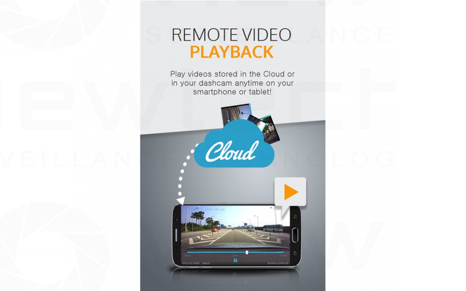 viewtech blackvue over the cloud