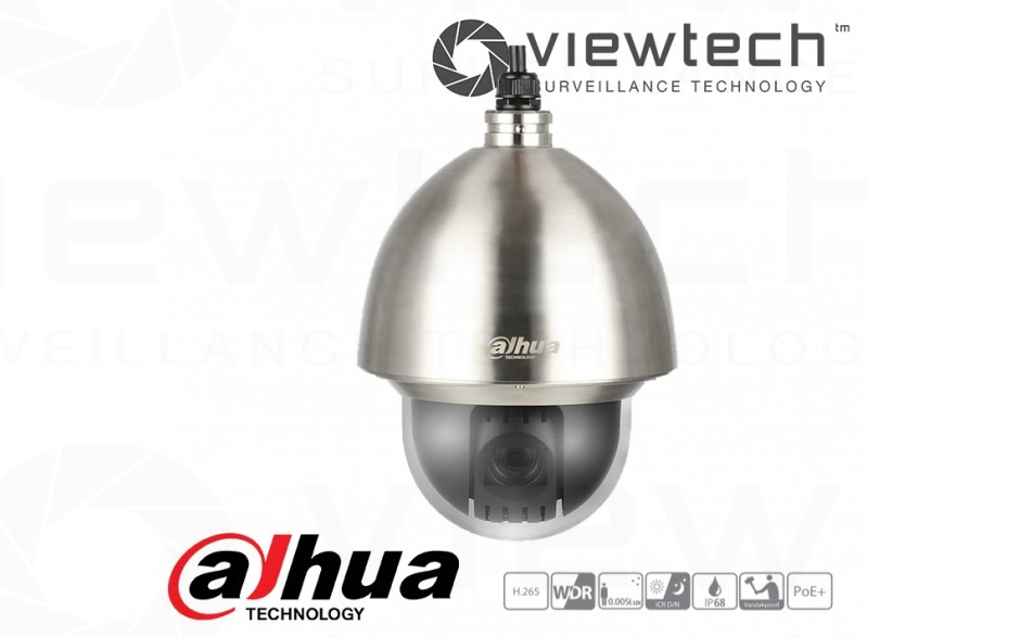 Dahua 2MP 30x Corrosion Camera