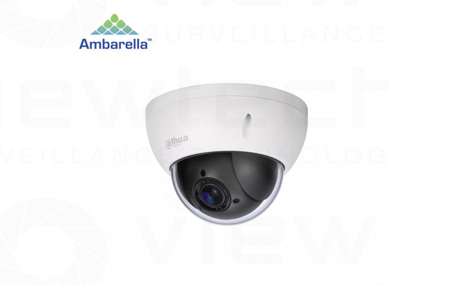 Dahua 2MP 4x PTZ Dome