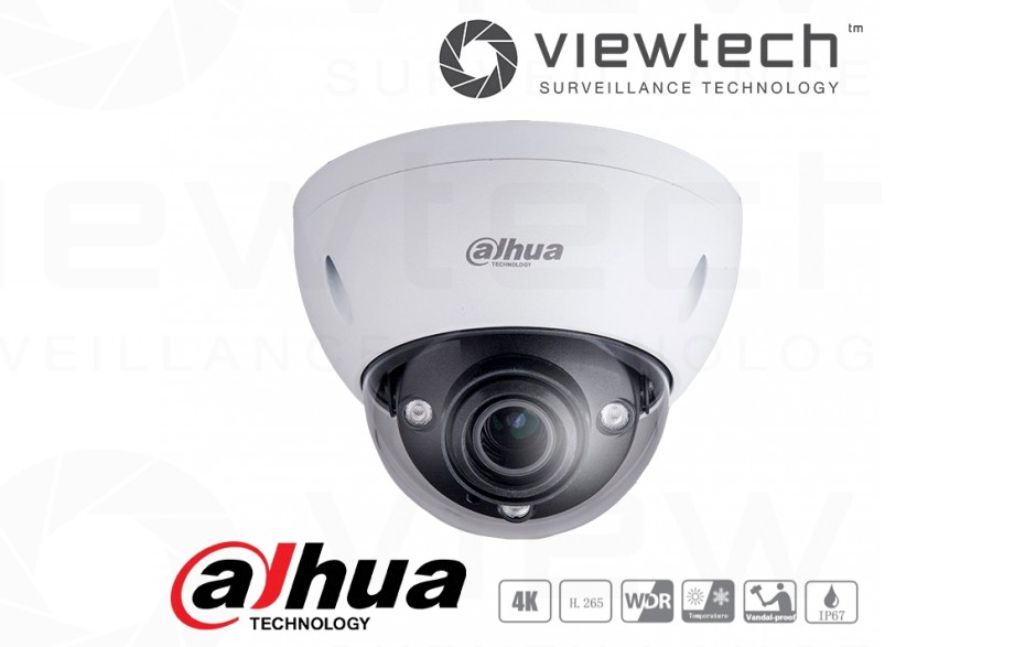 Dahua 8MP Vandal Dome