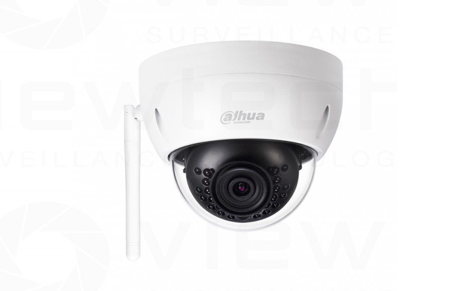 Dahua 1.3MP HD Wi-Fi IR Mini Dome Camera