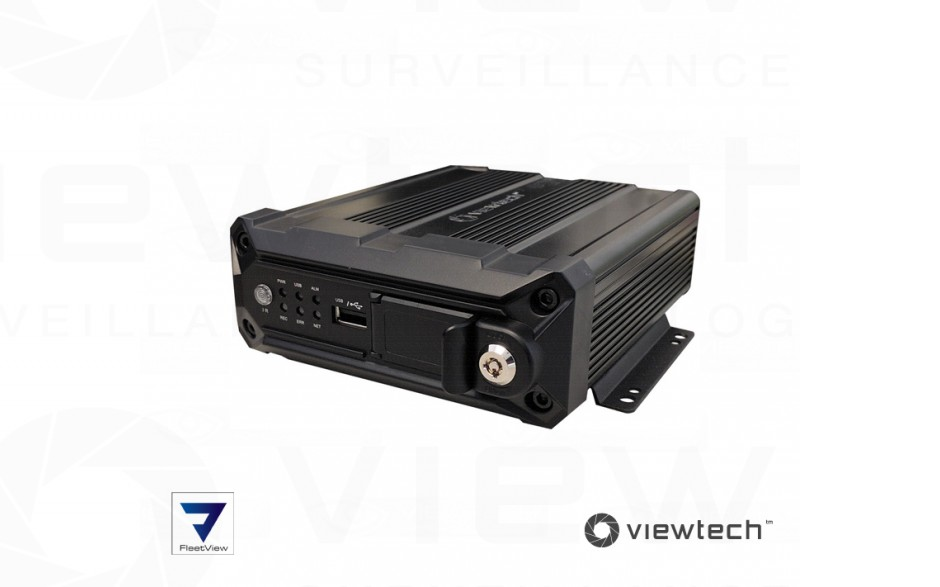 FleetView 4CH SD Mobile DVR