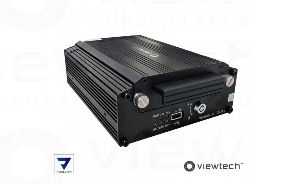 Viewtech Fleetview mobile DVR