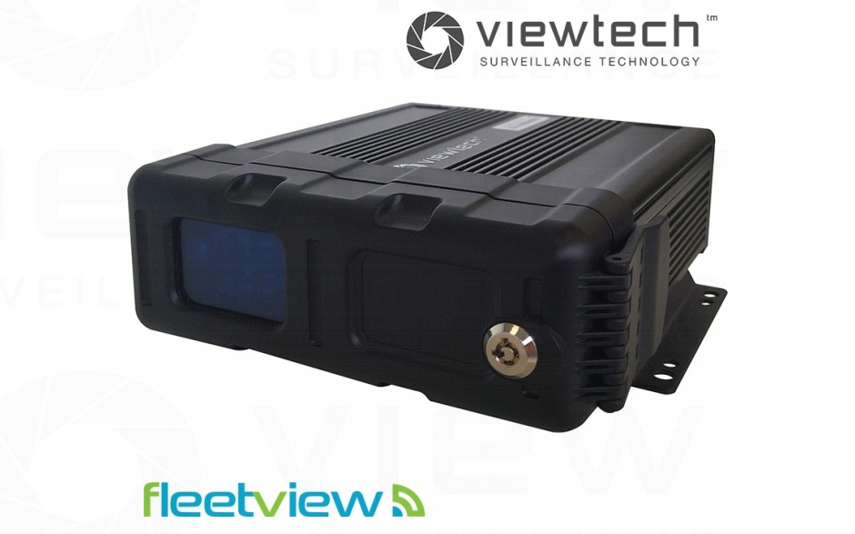 Viewtech Fleetview FV401 Mobile DVR
