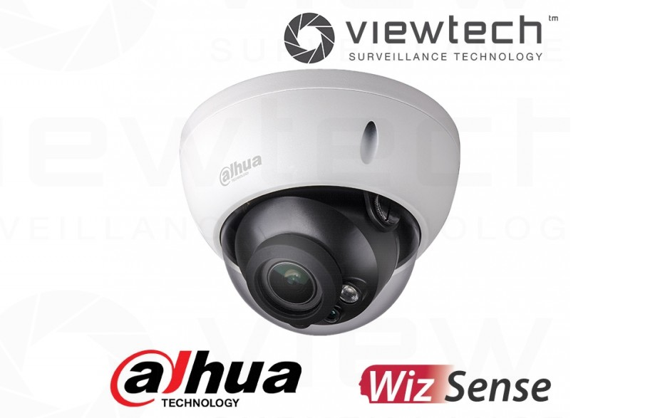 Dahua 8MP HDBW3841R-ZAS Mini Dome WizSense