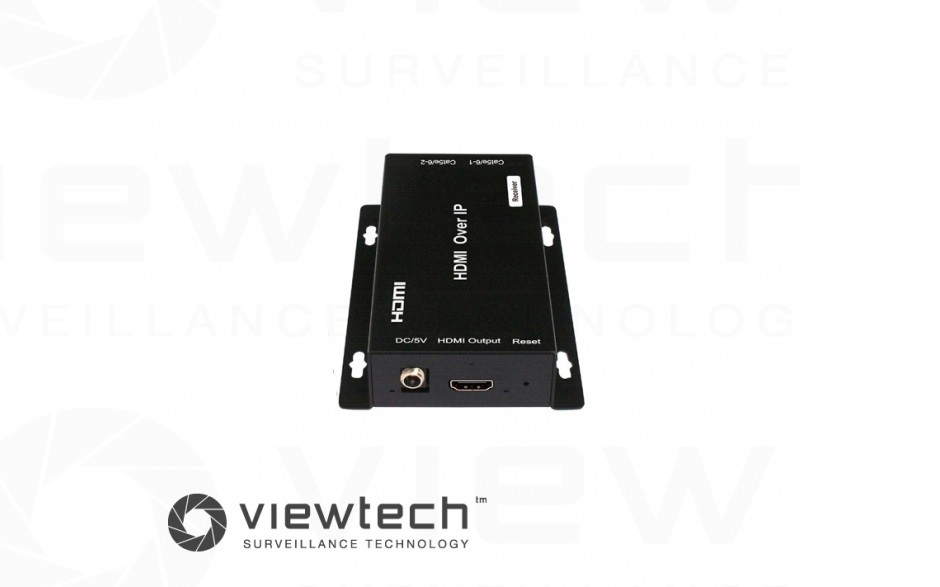 HDMI over IP additional receiver Viewtech