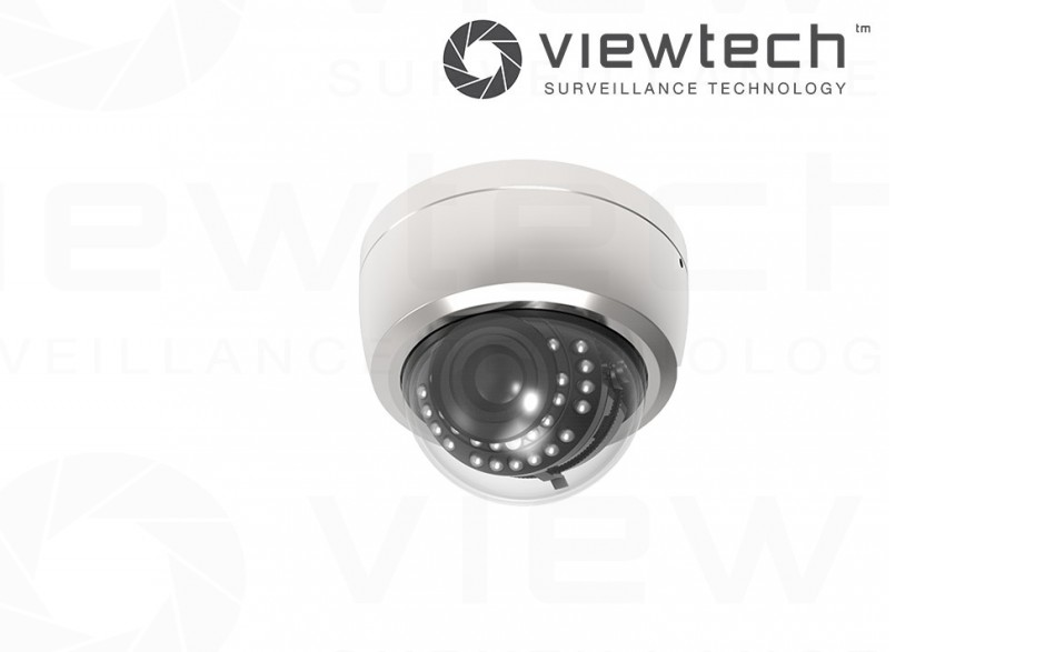 2MP Stainless Varifocal Dome Camera
