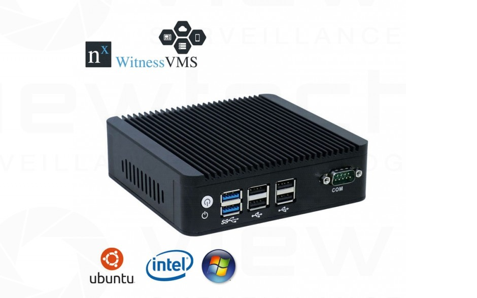 nx witness mini server