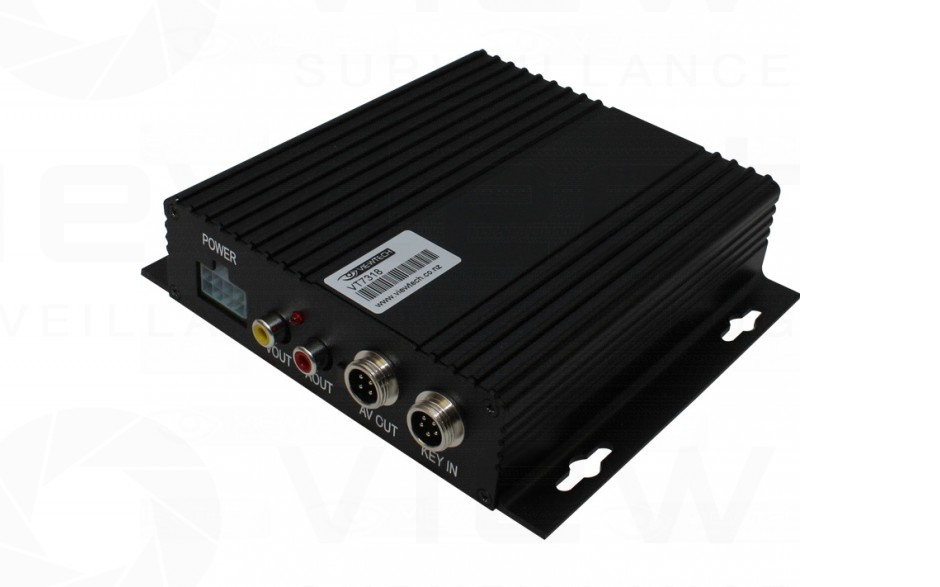 Viewtech Quad Video Processor