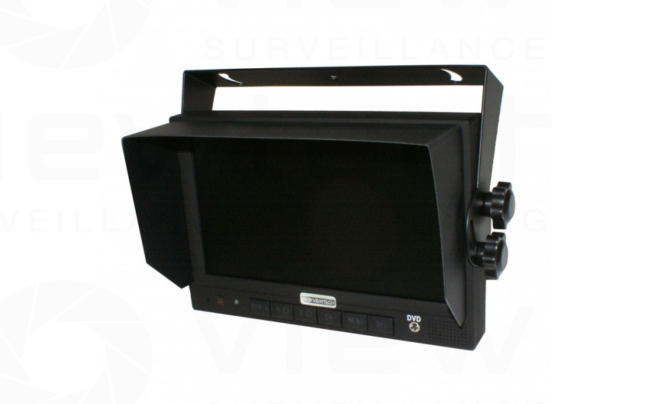 "Viewtech 7"" Digital LCD Heavy Duty Vehicle Monitor"