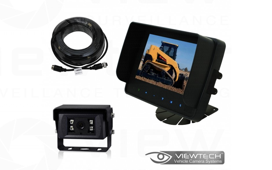 Viewtech Waterproof Monitor Reversing System