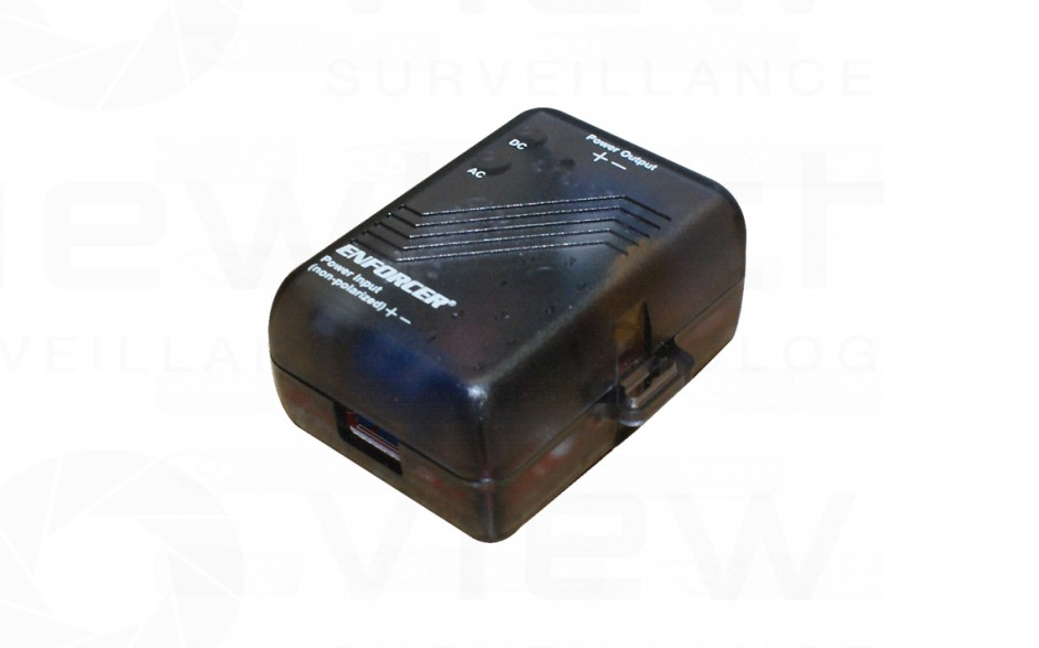 Enforcer AC to DC Converter