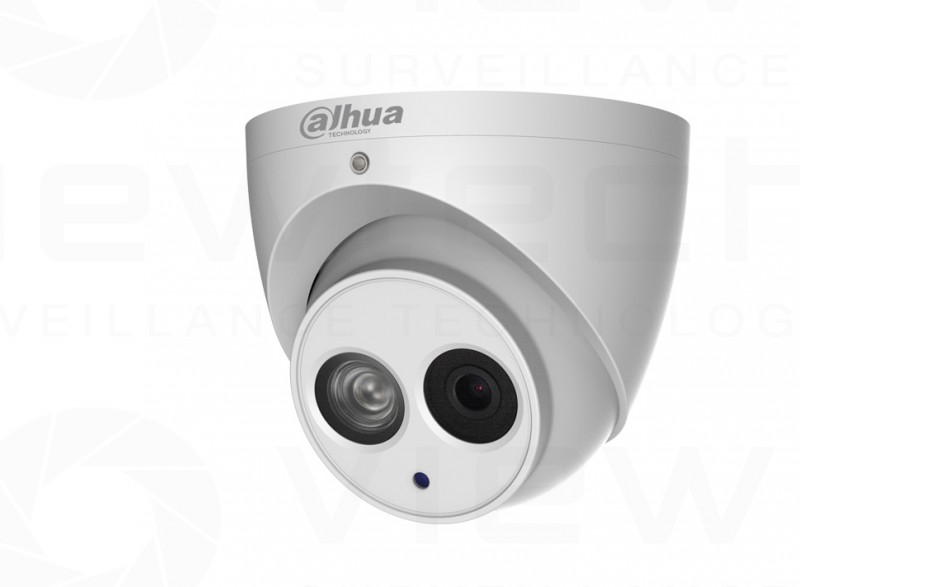 Dahua 6MP Starvis Turret Dome H265