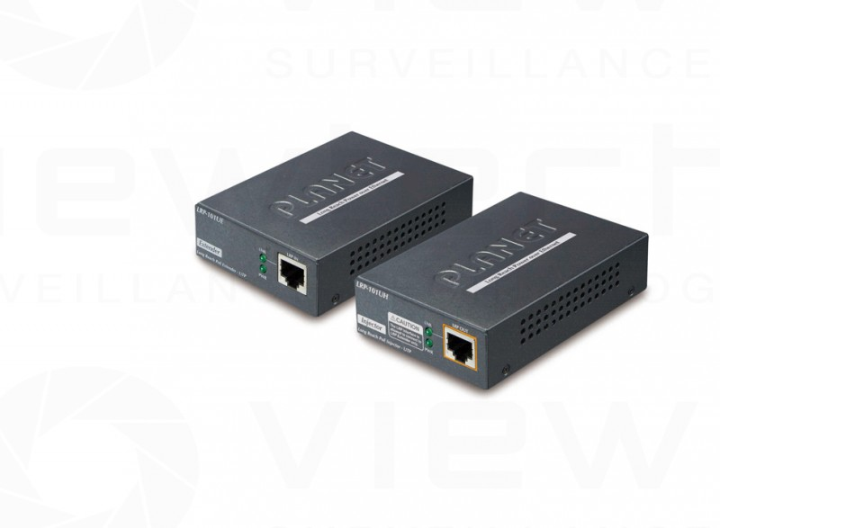 Planet Long Reach PoE over UTP Extender Kit