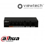 Dahua 8 Port Gigabit PoE Switch