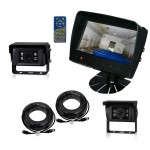 Viewtech Heavy Duty Horse Truck Camera System