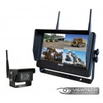 "Viewtech Heavy Duty 9"" Wireless Forklift Camera System"