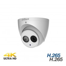 Dahua 8MP Turret Dome H265 4mm