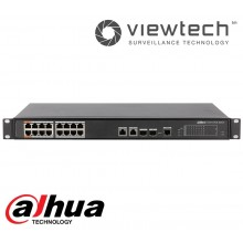 Dahua 24-Port PoE Switch 360W
