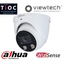 Dahua 4MP Active Deterrent Turret