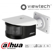Dahua 6mp Multi-Lens Panoramic Network IR Bullet Camera