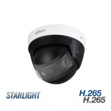 Dahua 8mp Multi-Lens Panoramic Network IR Dome