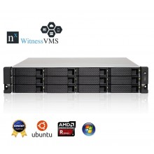 Nx Witness 12 Bay Server