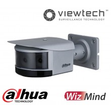 Dahua 4×2MP WizMind Multi-Sensor Panoramic Bullet