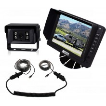 viewtech caravan / fifth wheeler / camera system