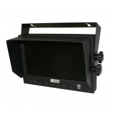 "Viewtech 7"" Digital LCD Heavy Duty Vehicle Monitor - High Def"